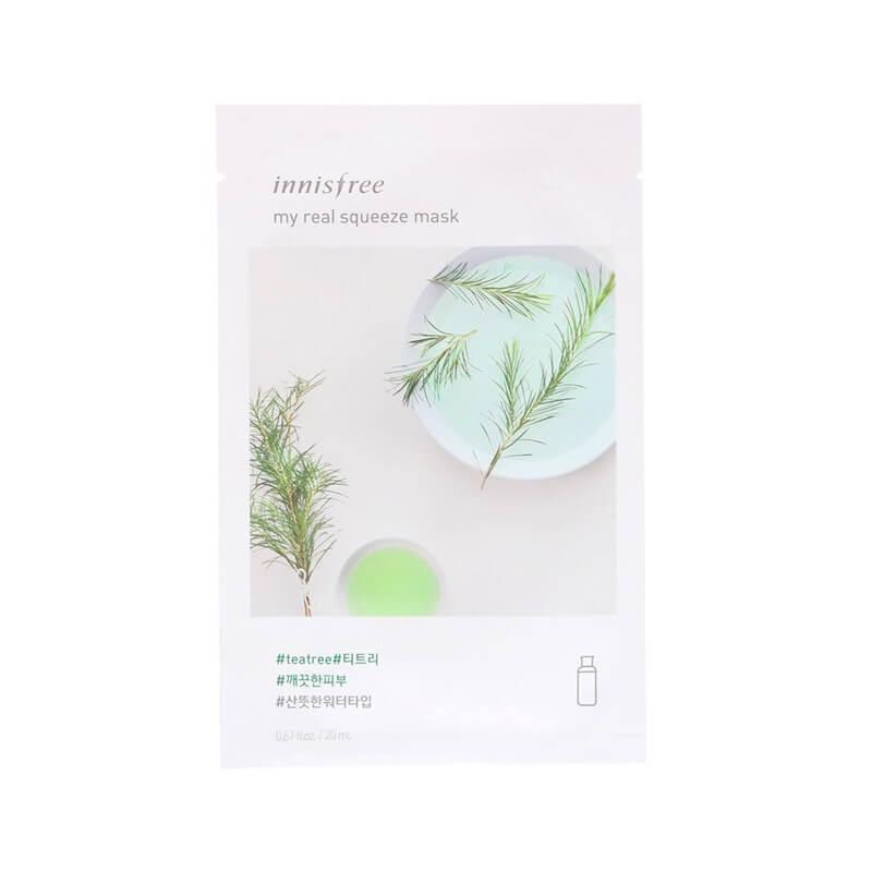 masca-revigoranta-cu-extract-de-arbore-de-ceai-20-ml-innisfree