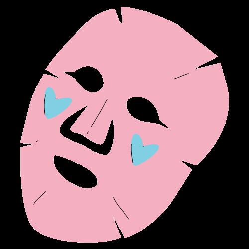 Masca hydrogel