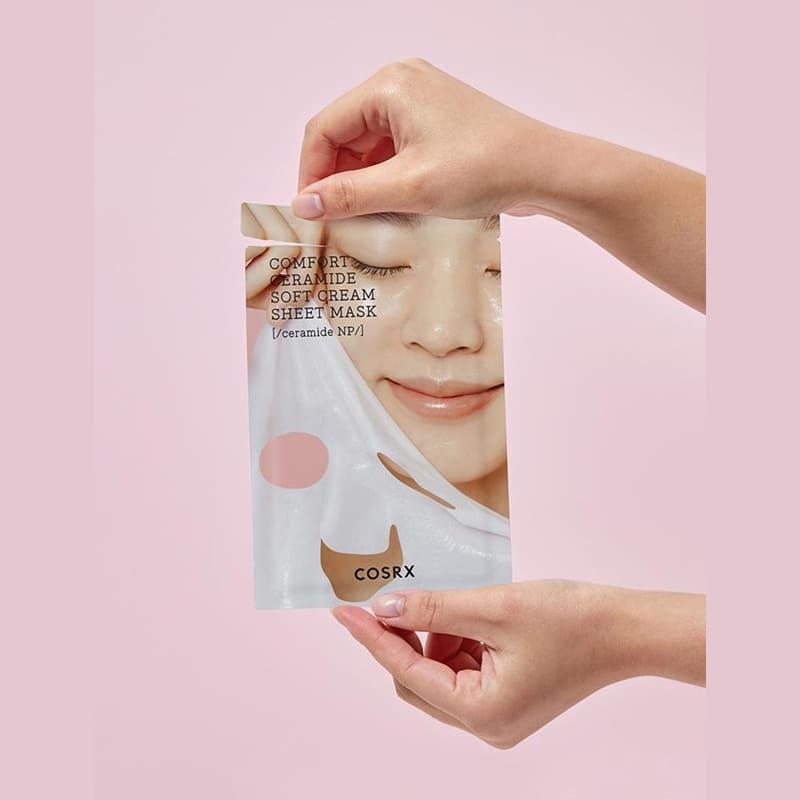 masca-pentru-intarirea-barierei-pielii-cu-ceramide-balancium-comfort-26-ml-cosrx